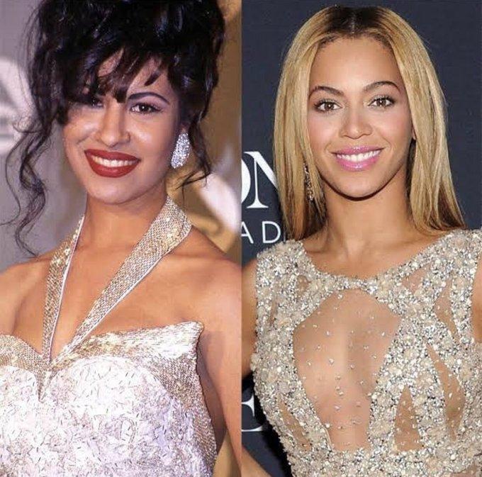 Beyoncé cuenta cuando conoció a Selena