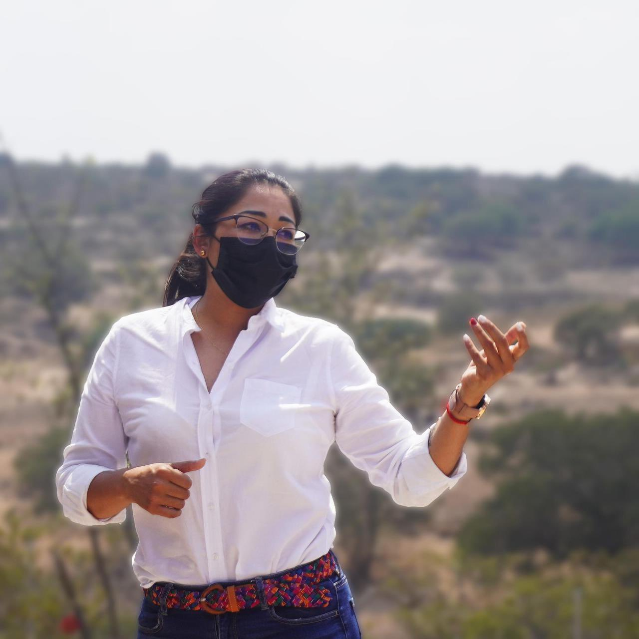 Detienen a edil de Morena en Oaxaca, Lizbeth Huerta, por desaparición de activista