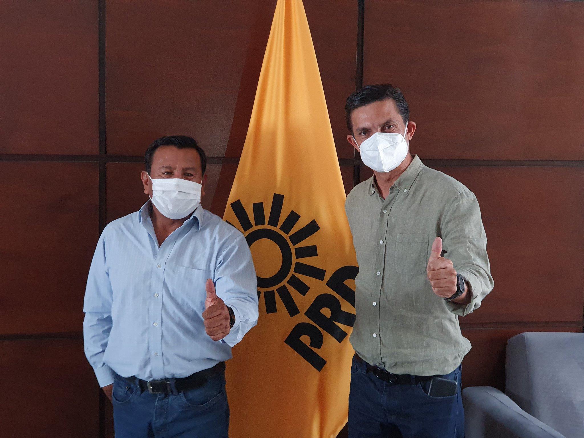 PRD pide al morenista Teutli admitir su derrota en Coronango