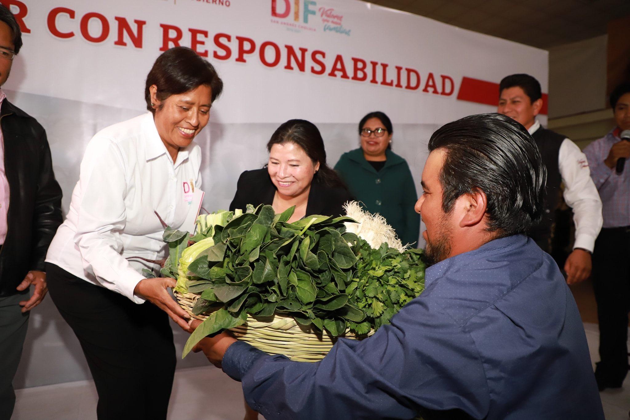 Concluye en San Andrés Cholula el taller Comer con Responsabilidad