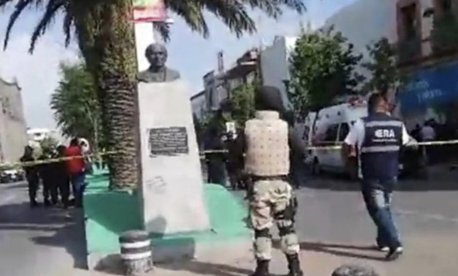 Abaten a expolicía de Atlixco que intentó robar 9 mdp en Tlaxcala