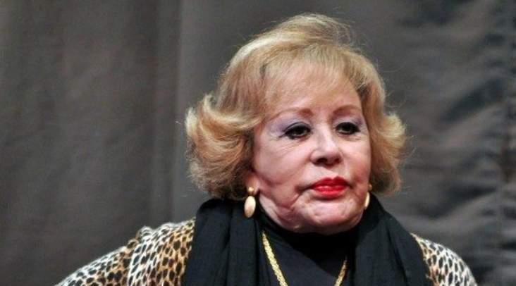 Silvia Pinal internada en un hospital de la CDMX