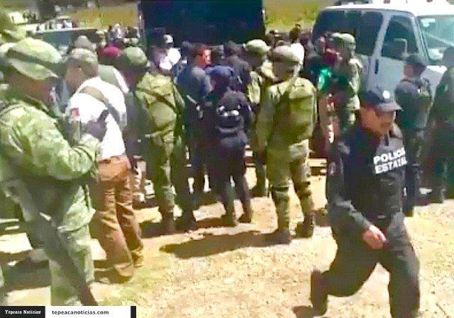 Rescatan a 229 migrantes de Casa de Seguridad en Acajete