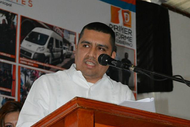 Ex edil de Chietla es el candidato del PRI a la diputación de Izúcar