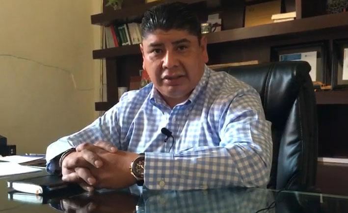 Edil de San Andrés Cholula niega uso de recursos públicos en proceso electoral