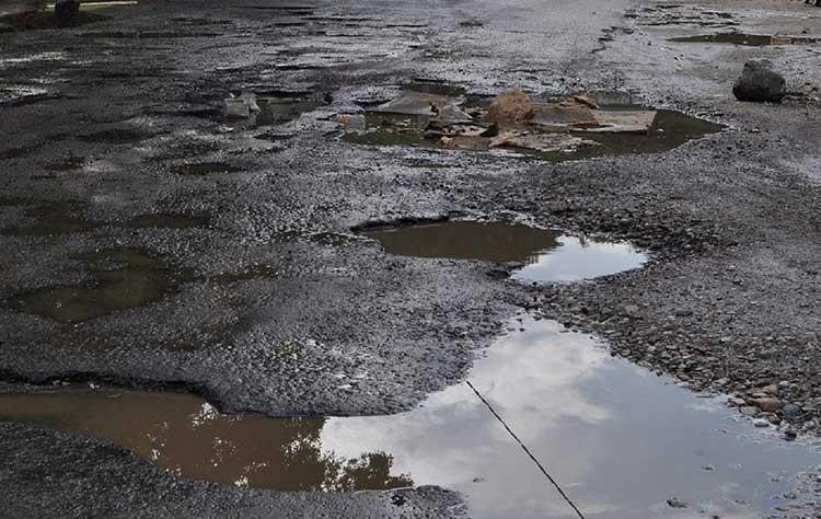 Se unen ediles de la Mixteca por pésimo estado de carreteras
