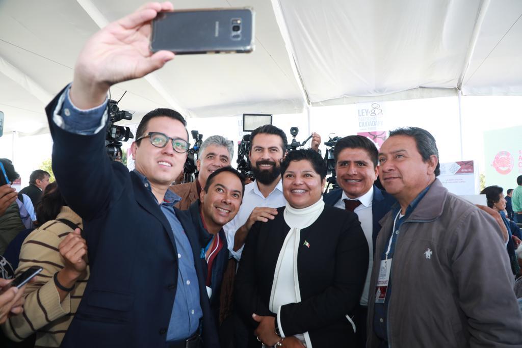 Realiza San Andrés Cholula Congreso para Ley de Participación