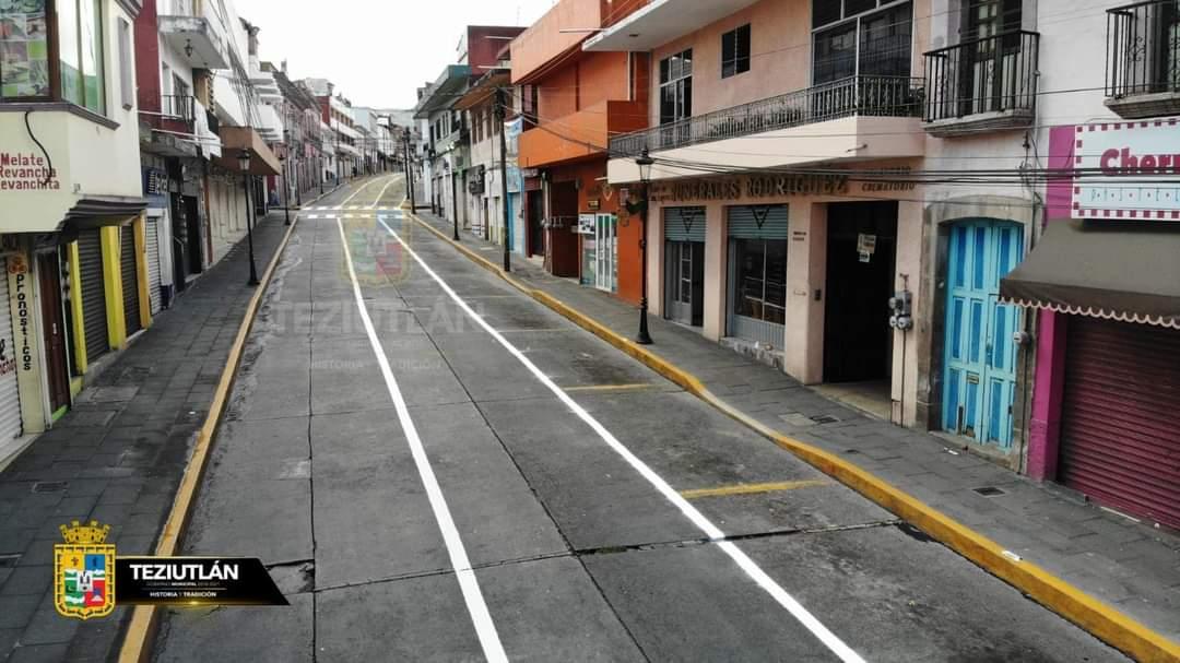 Aplican Movilidad Cero en estos tres municipios para frenar Covdi19