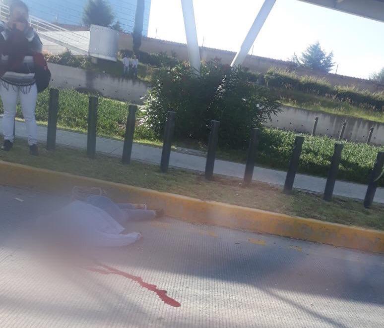 Atropellada en Atlixcáyotl, tras resucitar, murió en Traumatología