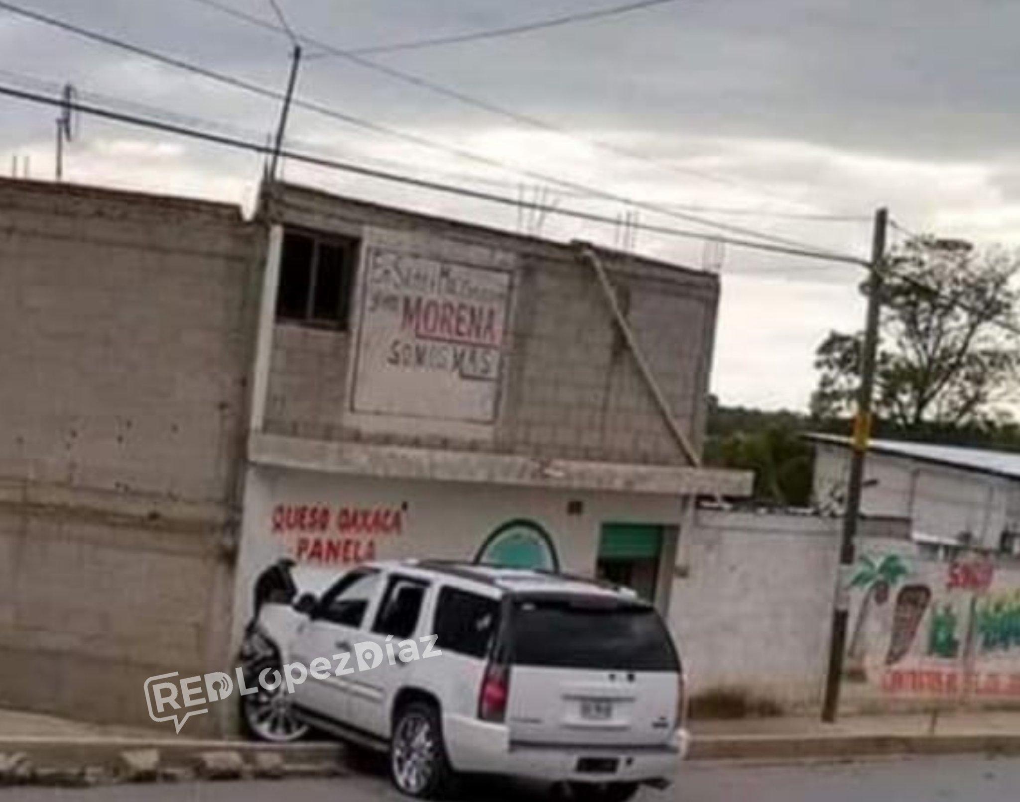 Comando ejecuta a uno y deja 3 heridos en deshuesadero de Tepeaca