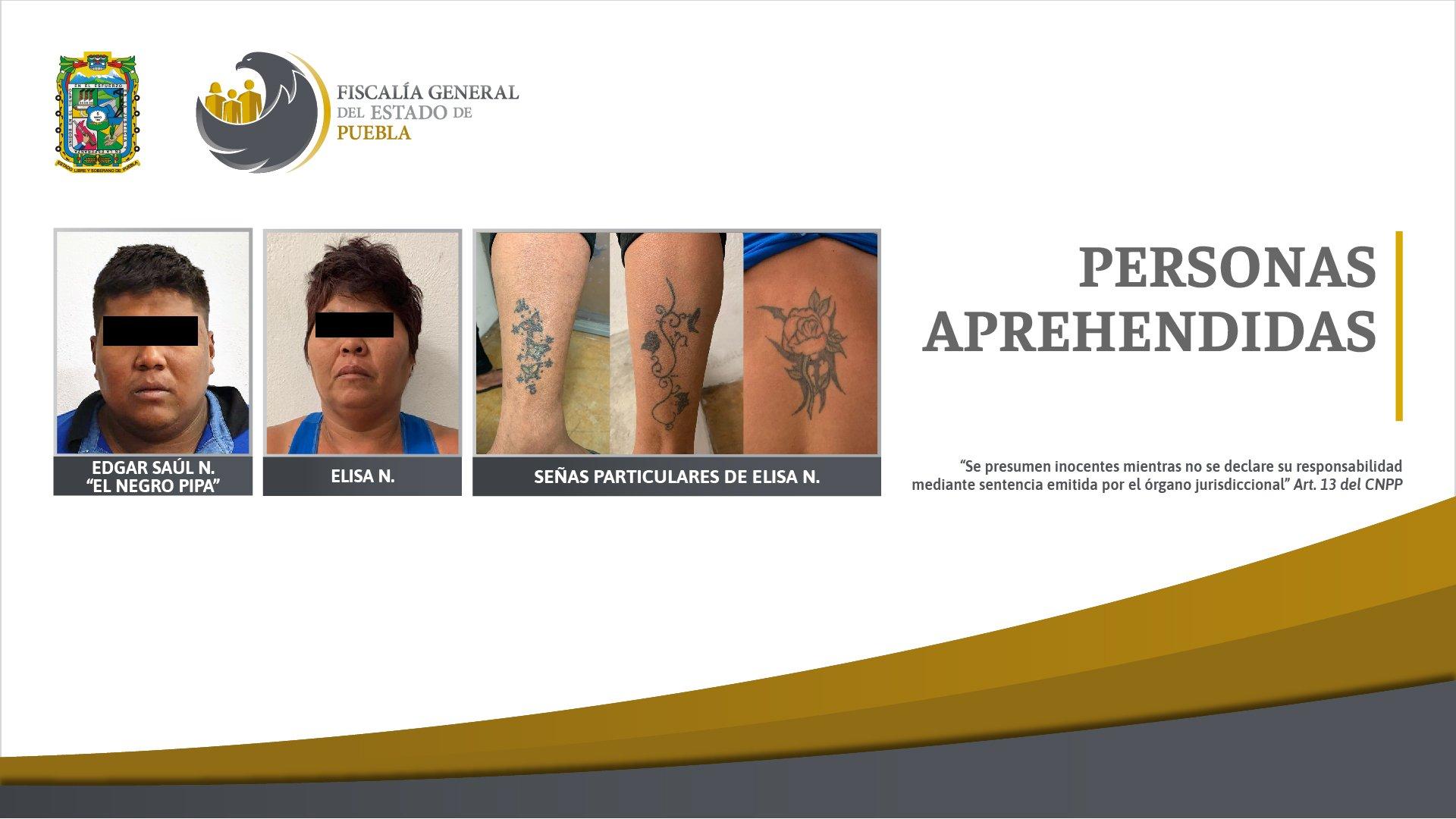 Detienen en Puebla al asesino de la youtuber Leslie Ann Pamela