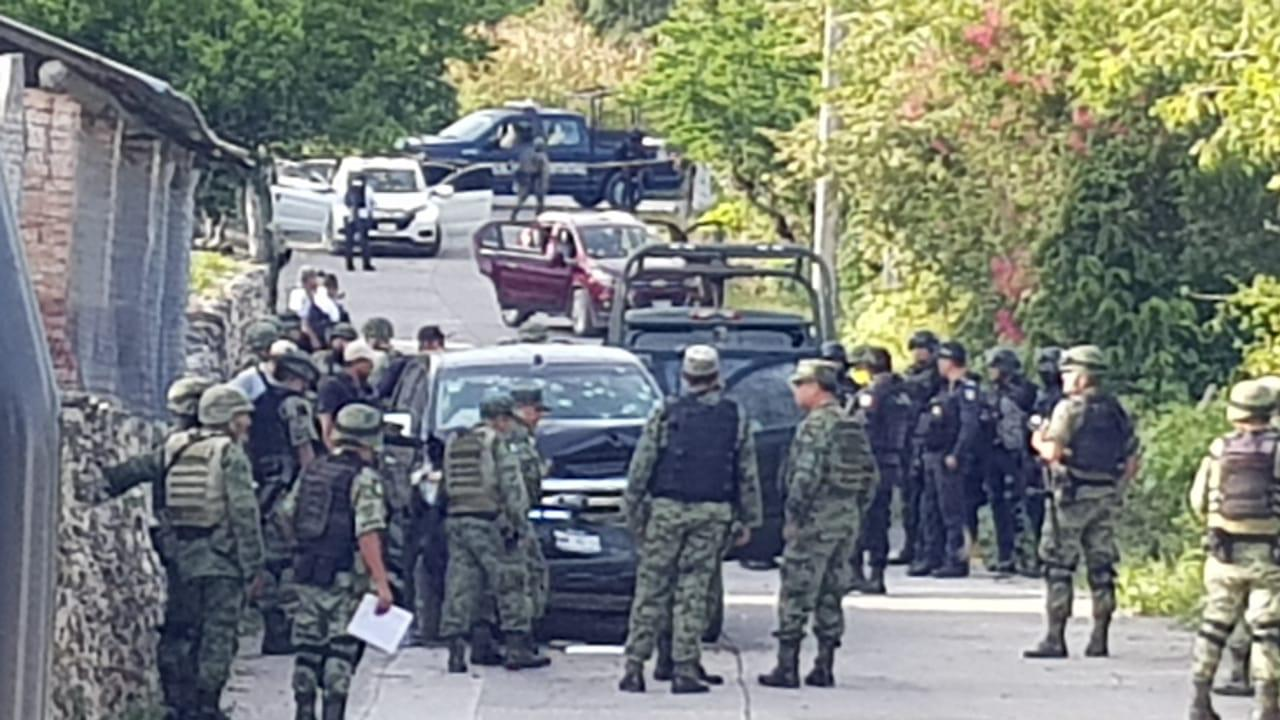 Reportan 15 muertos en enfrentamiento en Guerrero