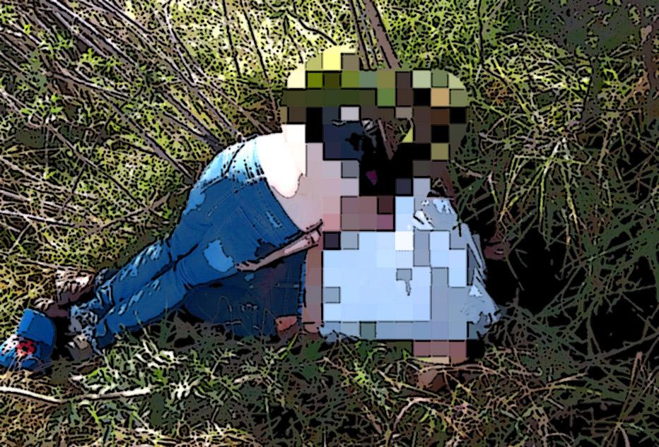 Hallan 4 ejecutados en Huejotzingo; hay una mujer entre los cuerpos