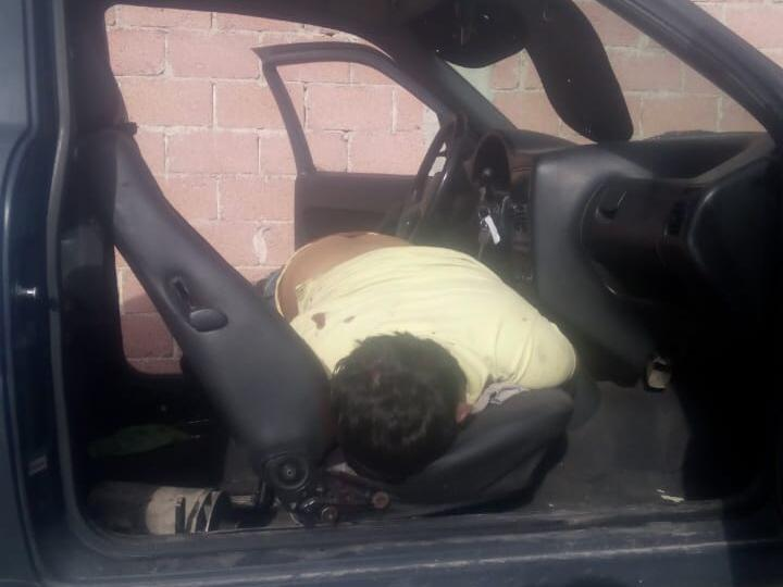 Lo ejecutan en Los Reyes de Juárez
