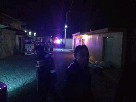 Asesinan a dos frente a Bodega Aurrerá en San Salvador El Seco