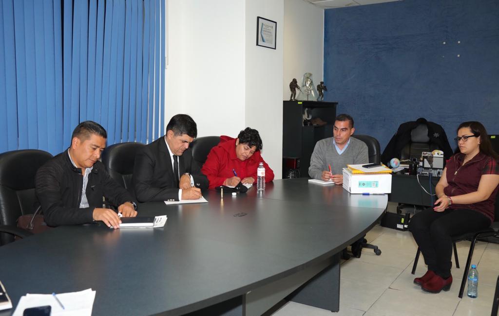 San Andrés Cholula fortalecerá la seguridad en época decembrina