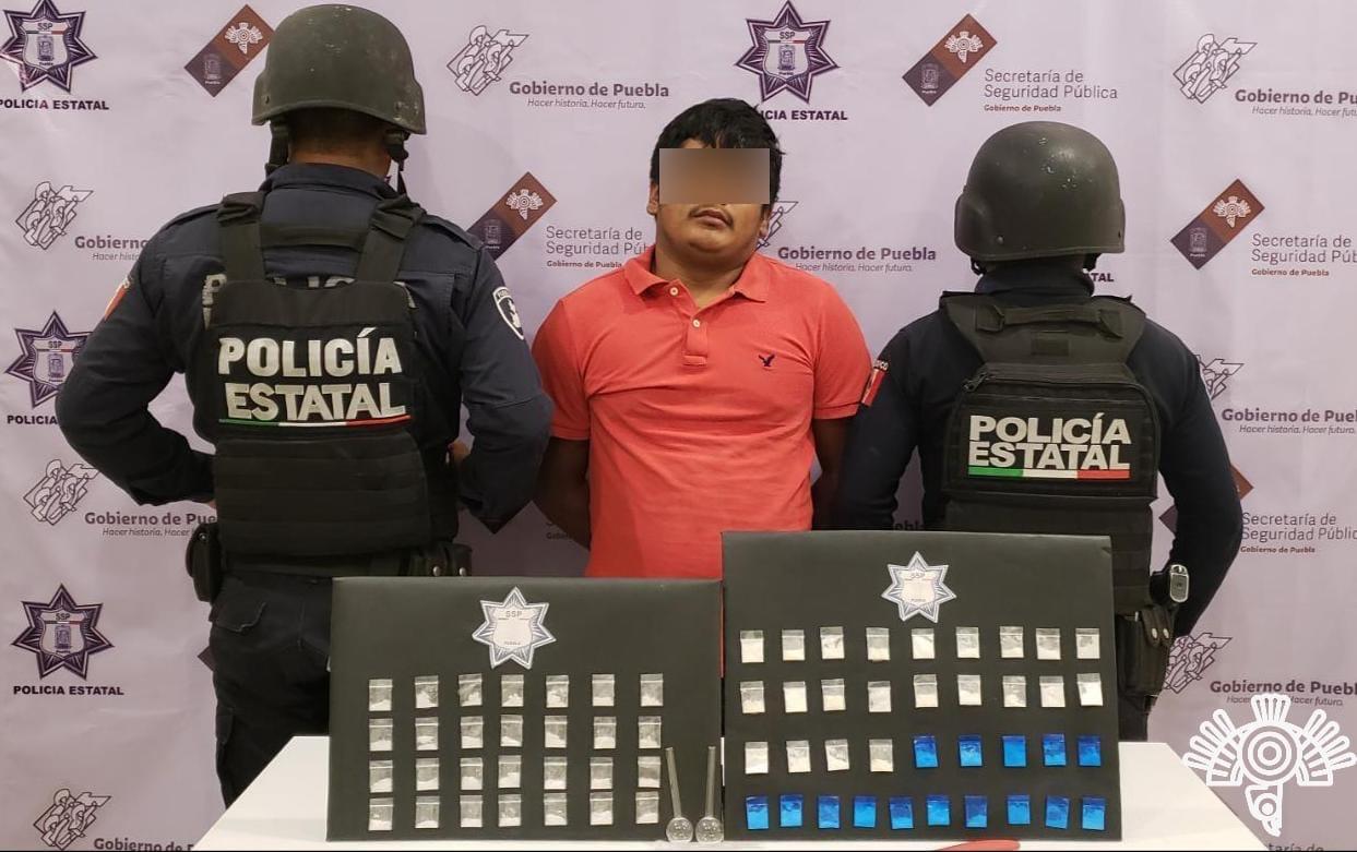 Cae en Tehuacán El Chango, integrante de la banda El Cubano