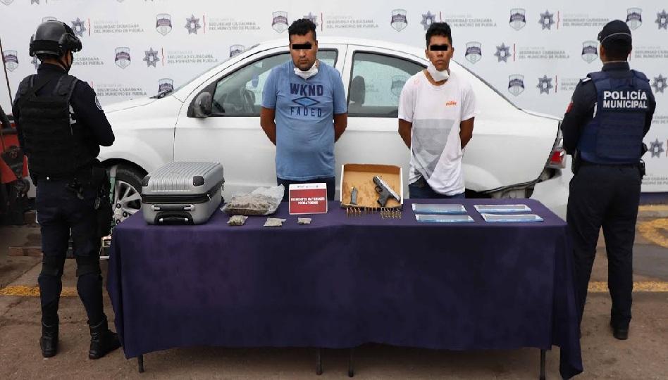 Los detienen por disparar a El Cubano en Hacienda Santa Clara