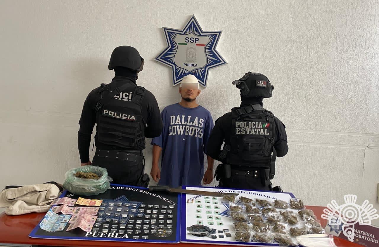 Cae El Chuy, presunto asesino de una familia en Atlixco