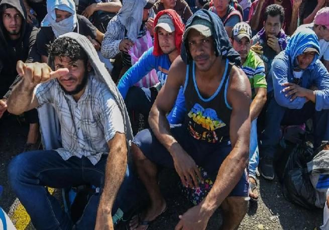 El gobierno de México actuará con prudencia en la caravana: Ebrard