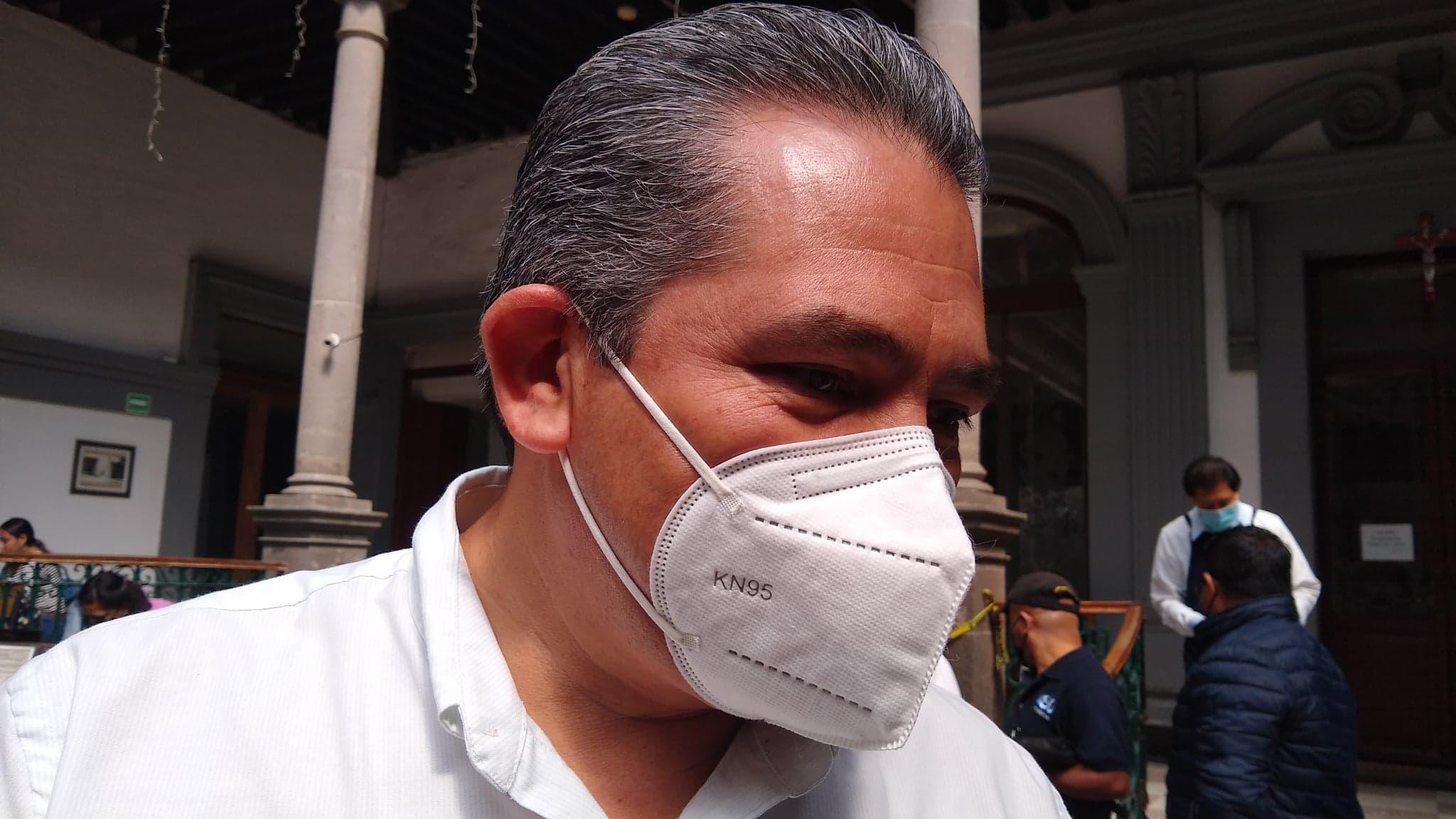 Niega exedil de Tehuacán Eliseo Lezama tener una orden en su contra