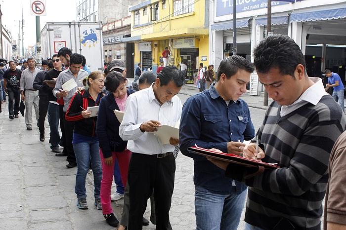 Registra su peor caída la creación de empleo formal desde 2008