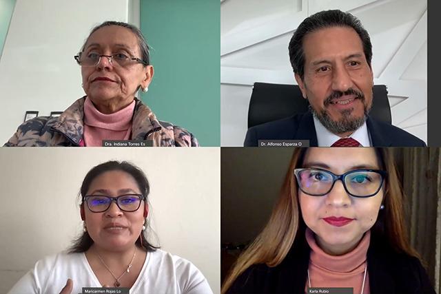 Inaugura rector Alfonso Esparza Encuentro Internacional sobre Biomedicina