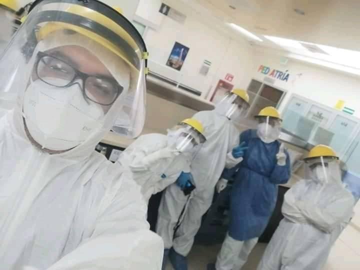 Enfermera de Atlixco ofrece ayuda gratis a pacientes Covid