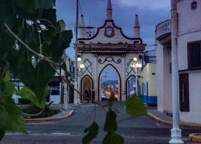 A días de concluir, inician reconstrucción de inmuebles históricos en Atlixco