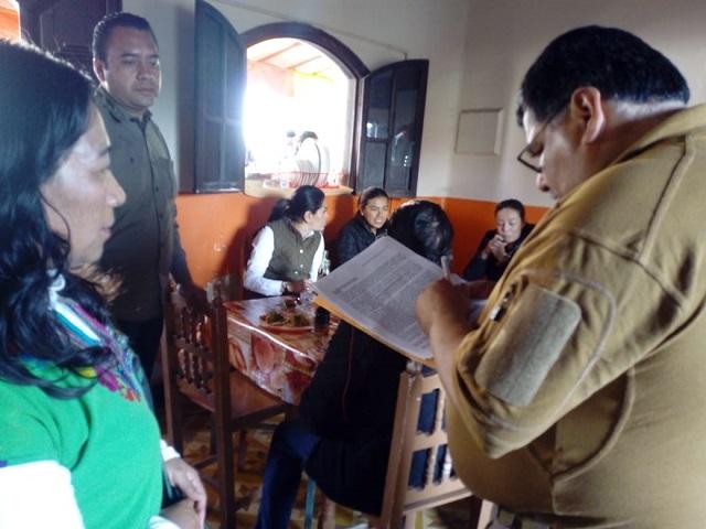 Ejidatarios piden a AMLO cancelar minera en Ixtacamaxtitlán