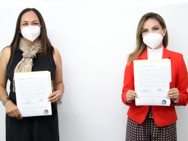 Brindará Gobierno del Puebla e INSUS certeza jurídica a familias poblanas