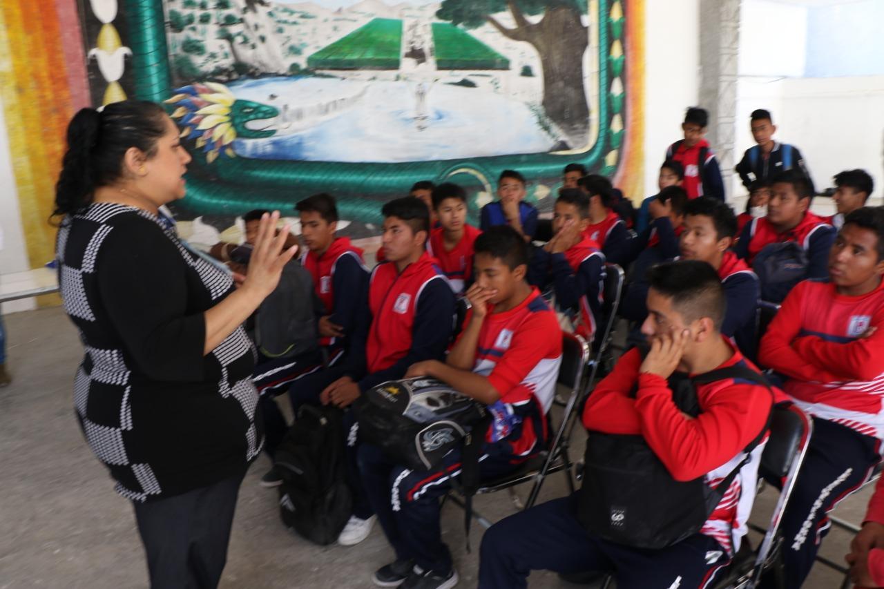 Detectan alto índice de violencia en parejas en edad escolar en Tehuacán