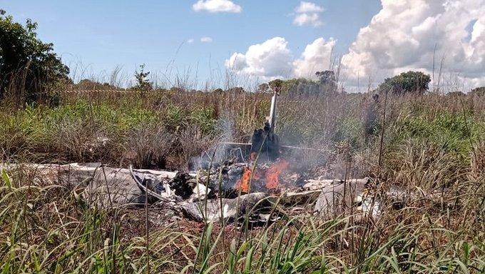 Tragedia aérea en Brasil, mueren 5 integrantes del club de futbol