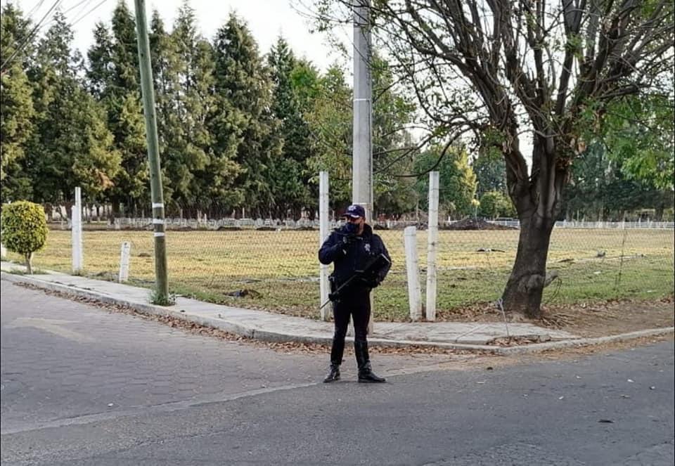 Fallece guardia ciudadano por Covid- 19