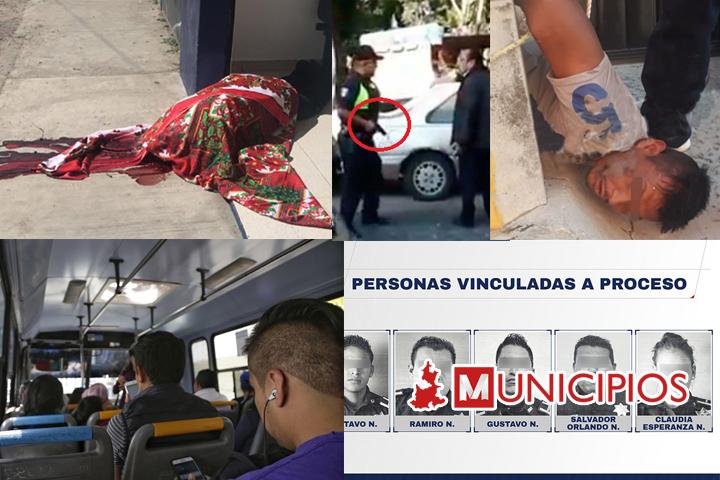 Robos, asesinatos y hasta alerta de bomba se registraron en Puebla
