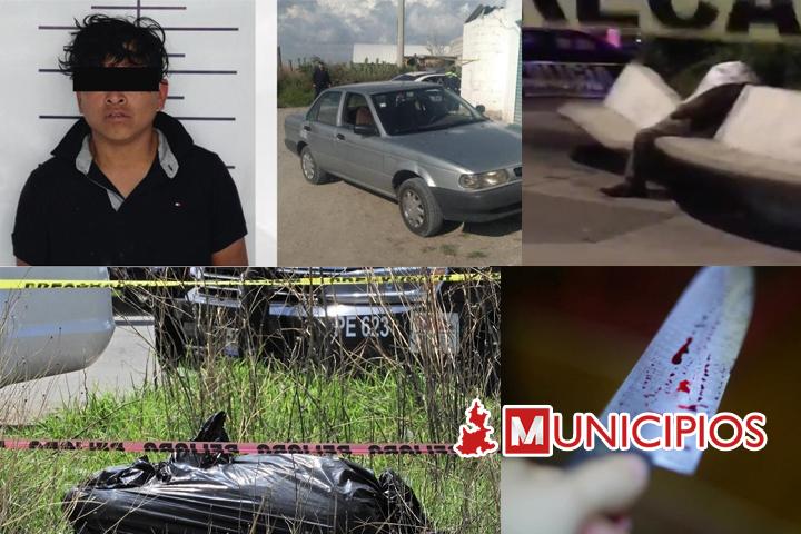 Semana de asesinatos, asaltos y encobijados en la capital
