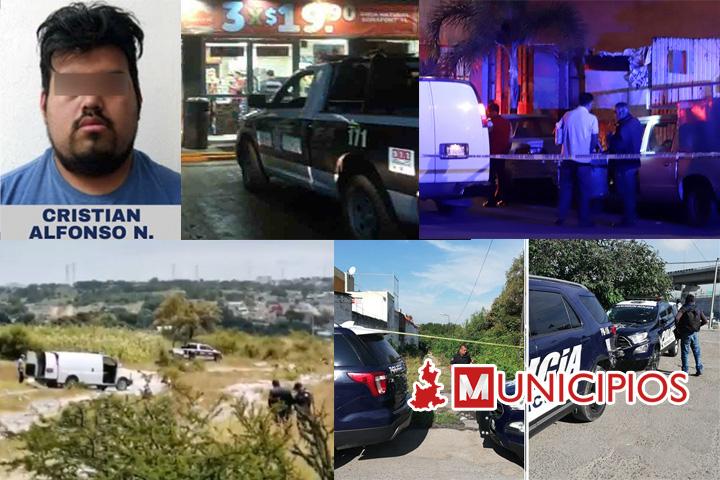 Esta semana en la capital sobresalieron los asaltos y ejecuciones