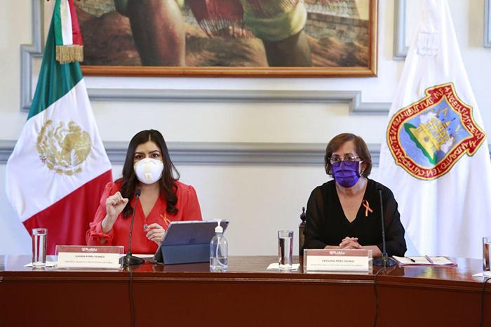 En contingencia, SISG identifica 8 nuevos tipos de violencia de género en Puebla