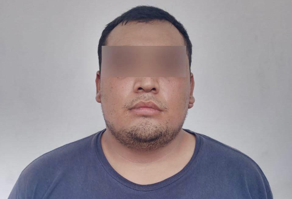 Lo detienen en Puebla por vender droga por Internet