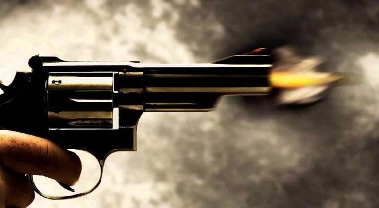 Se le escapa disparo a policía de Atlixco en Centro de Convenciones