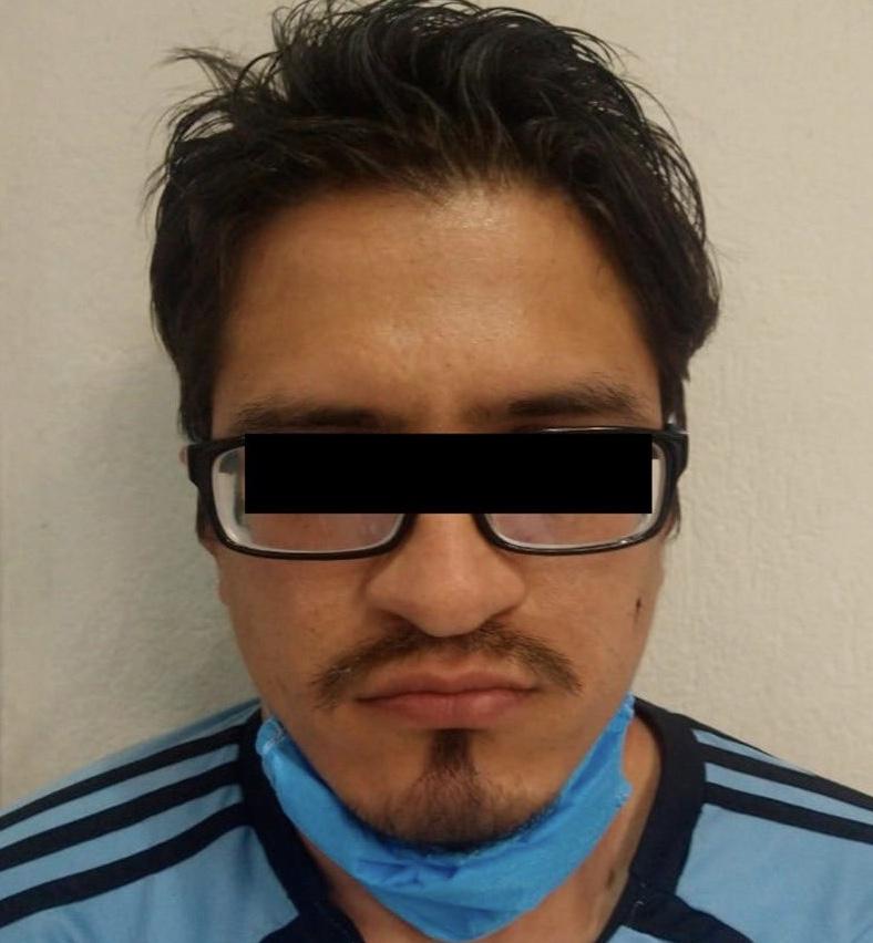 Detienen a sujeto que presuntamente arrojó restos de mujer en coladera