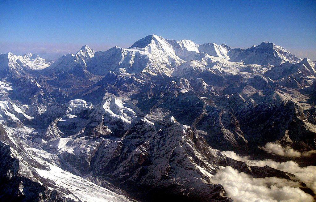 Después de años, el Monte Everest se volvió a ver desde Nepal
