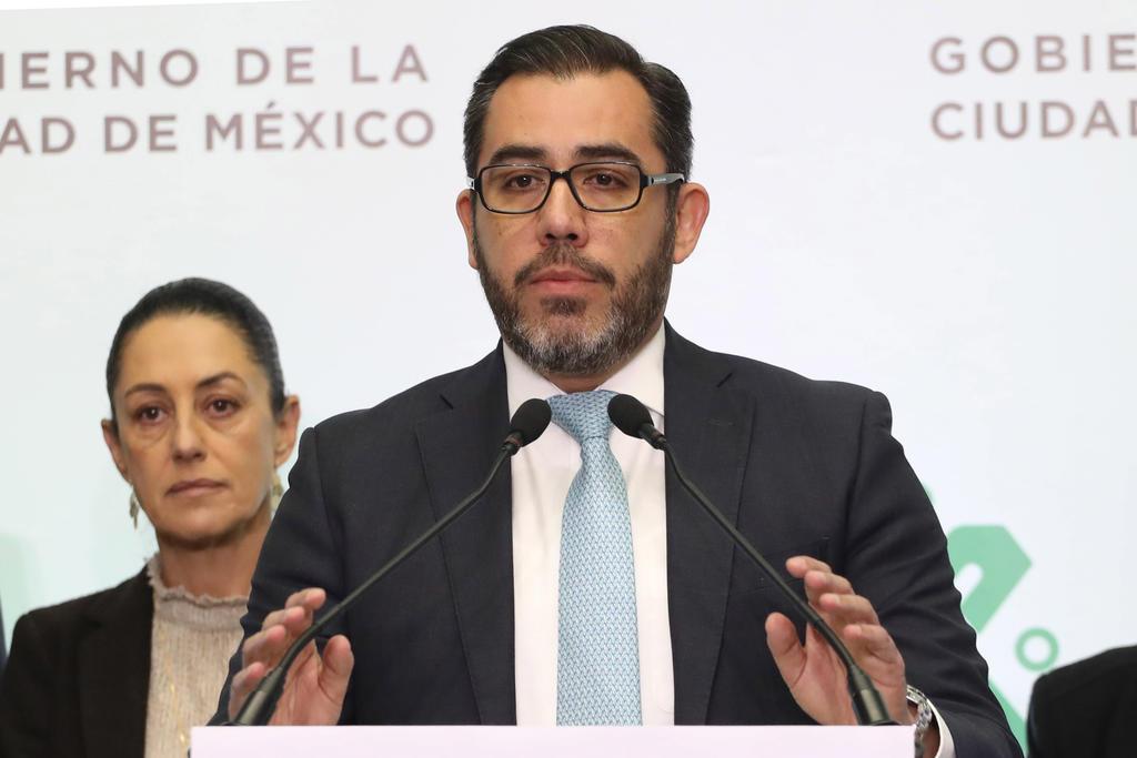 Giran orden de aprehensión contra ex secretario de Seguridad en la CDMX, Jesús Orta