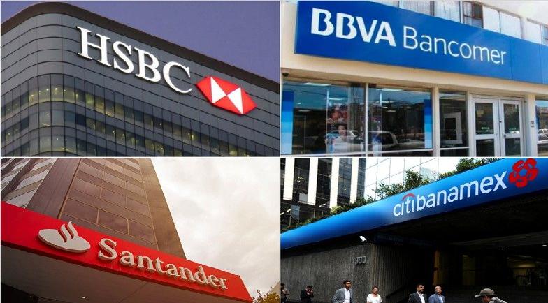 Los bancos en almacenes comerciales, abrirán el 16 de septiembre