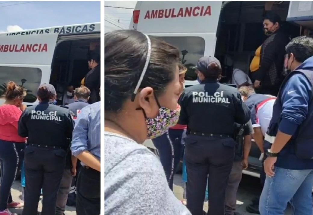 Cuatro heridos, deja explosión de pirotecnia en Tepeaca