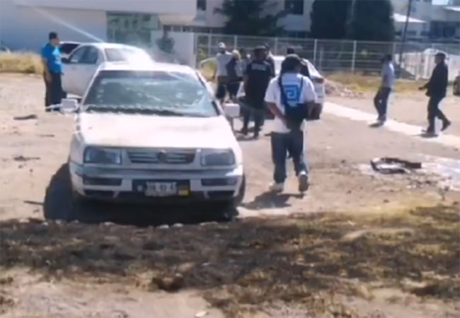 Por disputa del Cereso grupos delincuenciales estallaron moto: Barbosa