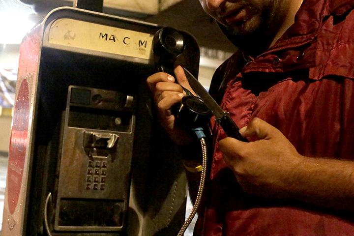 Sin freno, extorsiones telefónicas en la Mixteca