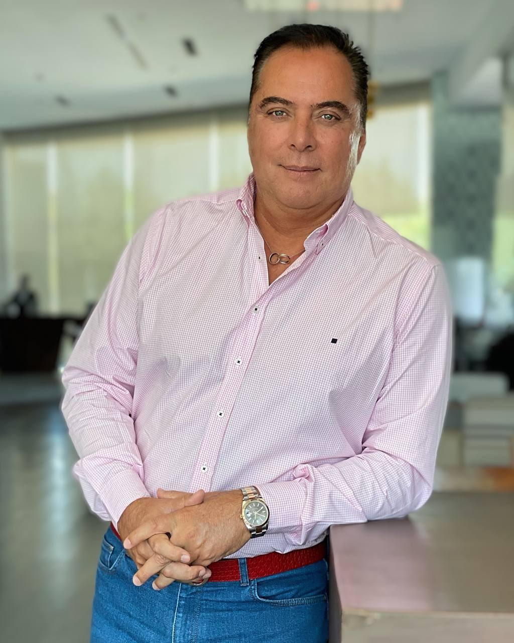 Fuerza México designa a Rivera Santa María como candidato a la alcaldía de Puebla