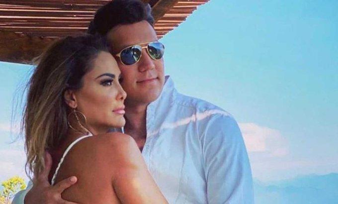 Detienen a Larry Ramos, esposo de Ninel Conde, por fraude millonario