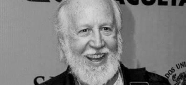 Fallece el actor Héctor Ortega a los 81 años de edad